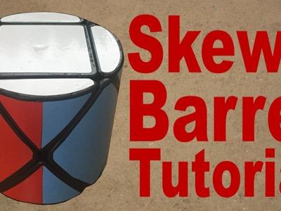 How to Make a Skewb Barrel Mod