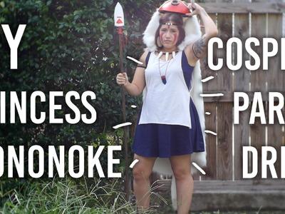 How to Make Mononoke Dress : Part 4 of my Princess Mononoke Cosplay DIY
