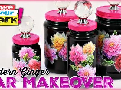How to: Modern Ginger Jar Makeover