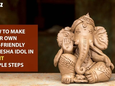 InRootz - How to make your own Eco-Friendly Ganesha Idol