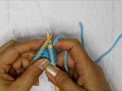Knitting -    Learn the Knit Stitch