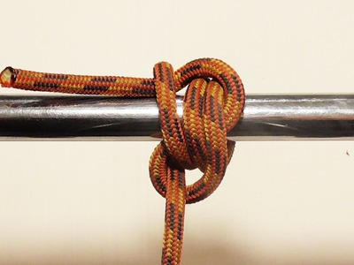 Learn How To Tie A Topsail Halyard Bend - WhyKnot