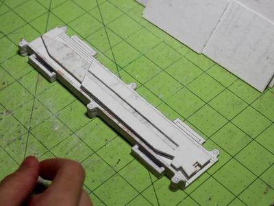 (Assassin's Creed) Paper Dual Extended Hidden Blade Update 3