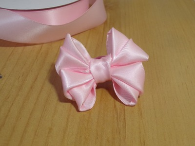 DIY Cute Hair Bow