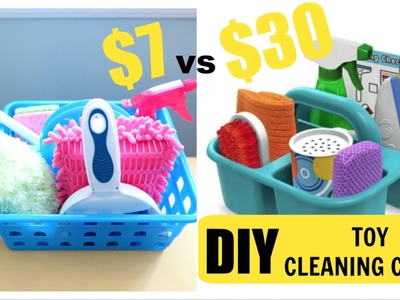 DIY | Toy Cleaning Caddy