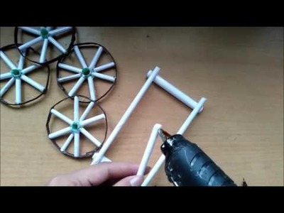 How to Make a Paper Toy Catapult   Medieval Torture Device   paper toy for kids story game