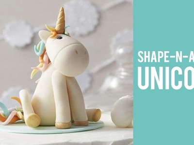 How to make a Unicorn Cake Topper