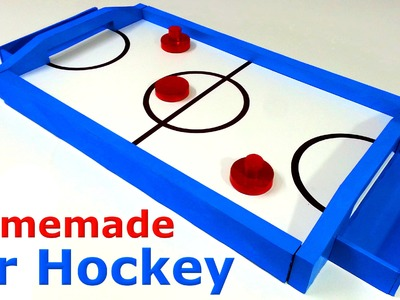 How to make Air Hockey