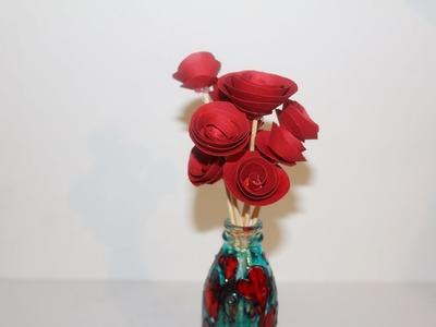 How To Make Best Out Of Waste Flower Vase. DIY