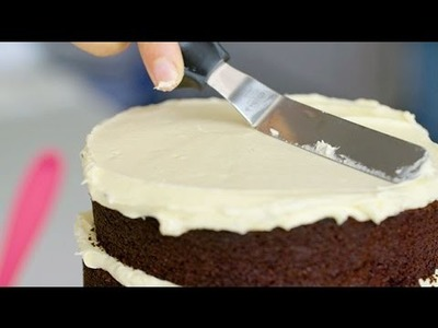 How to make buttercream icing | Cake Creations