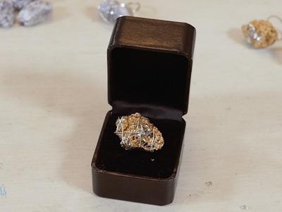 How to make Jewelry using Scoria Rocks