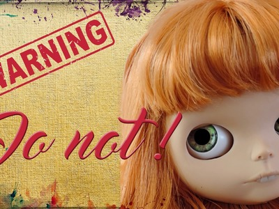 How-To Sculpt Blythe Teeth Experiment Gone Wrong!