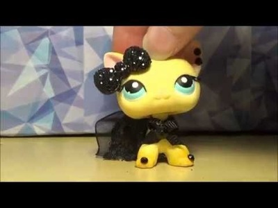 LPS: How to Make a Fancy Dress (Sort of)