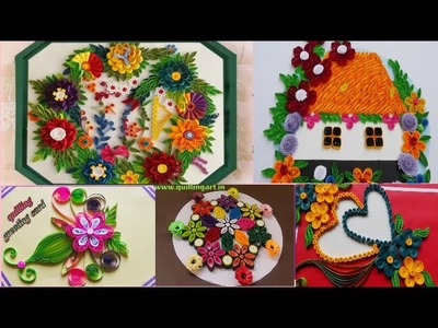 Paper Quilling : My Latest Projects