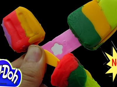 ▬►Play Dough Ice Cream How To Make Play Doh Rainbow Ice Cream Fun and Creative for Kids
