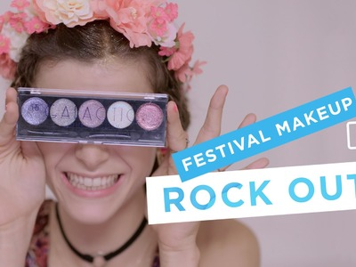 PRIMARK | Festival Make Up How To