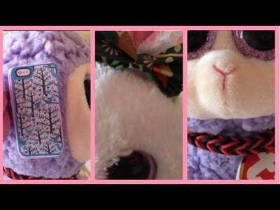 DIY Beanie Boo Accessories