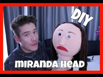DIY Miranda Sings HEAD