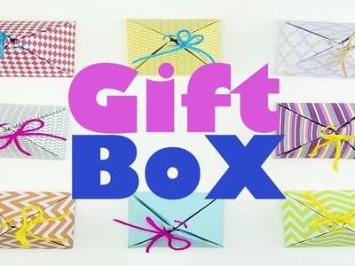 DIY Tiny Gift Box Idea | Nifty | 5 Minute Crafts