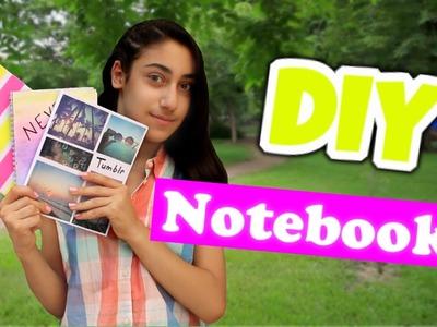 DIY Tumblr Inspired Notebooks!!!