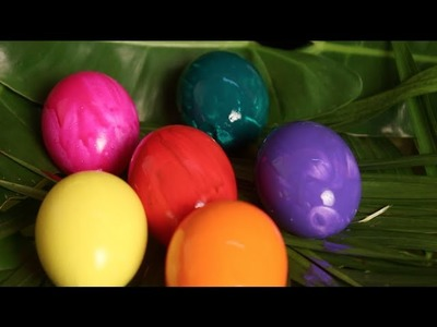 How to Make Easter Eggs Coloring,Learn Colors for Kids,DIY Vibrant Easter Egg Colors