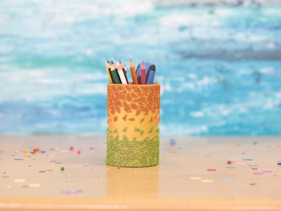 Independence Day Special - Stationery Holder DIY