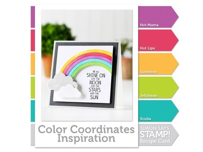 Color Coordinates A Rainbow of Color with Shari Carroll