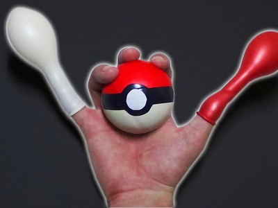 #DIY - How to make a Pokeballs. Method 1