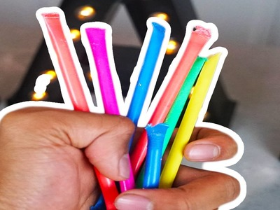 DIY PIXY STIX CANDY!!! So Yummy!