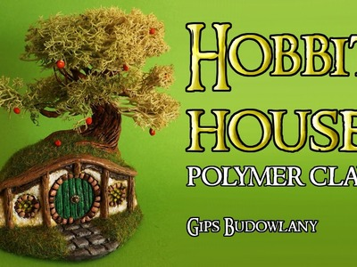 Hobbit house polymer clay