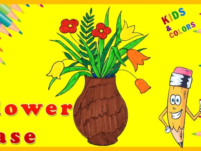 ✏️How To Make Coloring #Flowers - Flower Coloring Pages - Flower Coloring Book #3