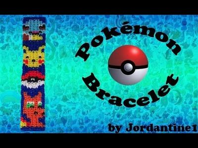 New Pokemon Go Bracelet Rainbow. Alpha Loom Squirtle Pikachu PokeBall Charizard