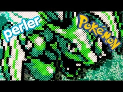 Who's That Pokemon?! (Perler Bead Project)