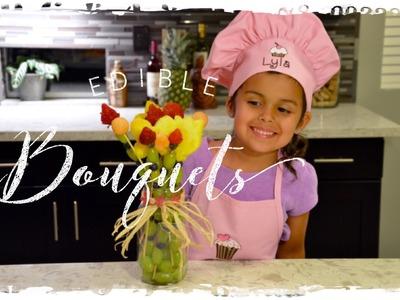 DIY Edible Bouquets