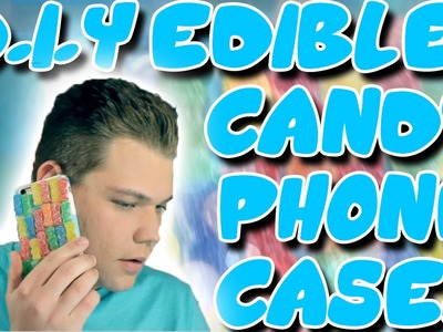 DIY EDIBLE PHONE CASES | TYLER MIZAK