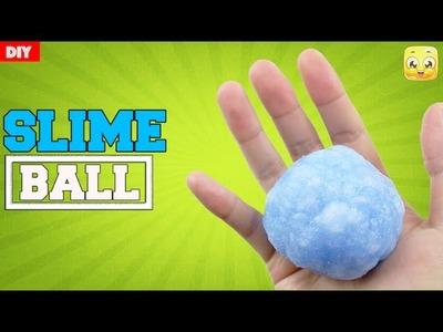 DIY Glitter Slime with Borax - SlimeBalls | JellyRainbow