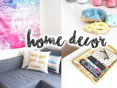 DIY Home Decor.Organization