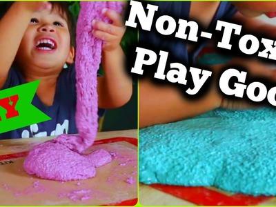 DIY Non Toxic Play Goo