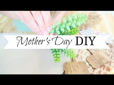 Mother's Day DIY & Decor Challenge 2016