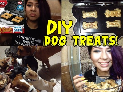Bake A Bone: Bowser's beef biscuits (DIY dog treats)