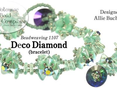 Deco Diamond Bracelet (Tutorial)