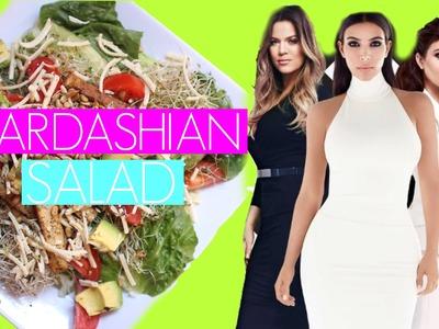 DIY KARDASHIAN Salad | Paris & Roxy