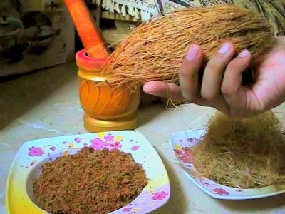 DIY: Make your own Coco Coir at home