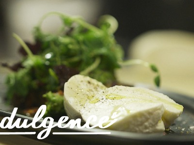 Learn to Craft Fresh Mozzarella By Hand with Chef Justin Bazdarich