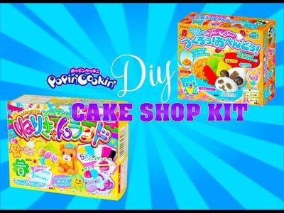 Proviamo a fare un  POPIN COOKIN DIY Cake Shop Kit - Maledetta sac a poche!