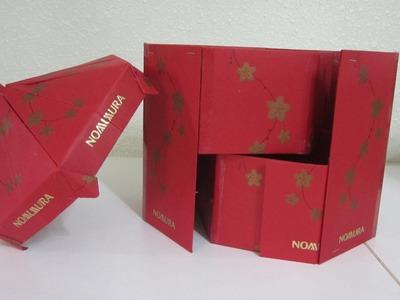 TUTORIAL - 2-tier Practical Box