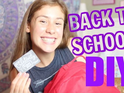 Back To School DIY, great skin Life Hack, and Giveaway