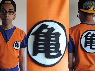 Dragon Ball DIY - Goku Gi Outfit DIY + Little Dragon Balls DIY