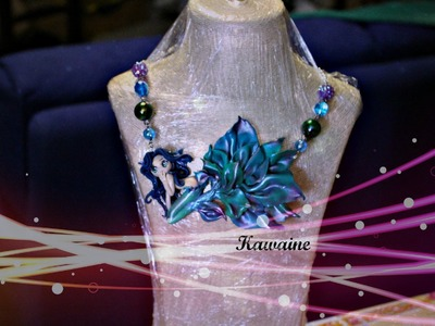 TUTORIAL STEP TO STEP POLYMER CLAY MERMAID PART 2- COME FARE SIRENA IN PASTA POLIMERICA