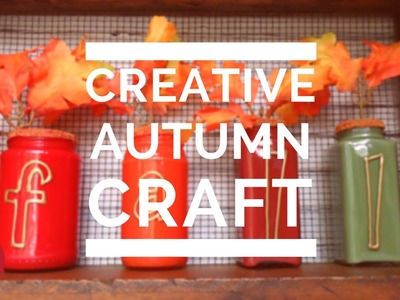 30 Creative and Easy Fall Craft Ideas | Autumn Craft Ideas